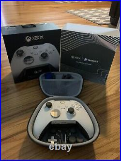Xbox One X Taco Bell 1TB Limited Edition + Elite Series 2, 4TB HardDrive + Games