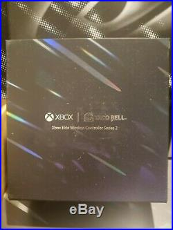 Xbox One X Taco Bell Console Bundle with Elite Series 2 Controller, Unopened