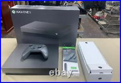 Xbox One X Taco Bell Eclipse Console Elite Series 2 Withregular Control