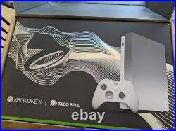 Xbox One X Taco Bell Edition With Elite Controller