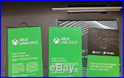 Xbox One X Taco Bell Platinum Limited Edition + Elite Controller + Gamepass Nib