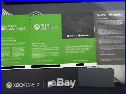 Xbox One X Taco Bell with Elite controller 1tb xbox live gold and game pass