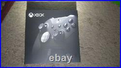 Xbox One X eclipse, series 2 elite controller, 6 month pass, stand, FREE SHIP