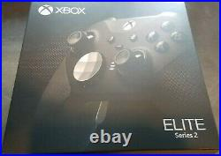 Xbox Wireless Elite Series 2 Controller - Lot #2031 BRAND NEW, SEALED IN BOX