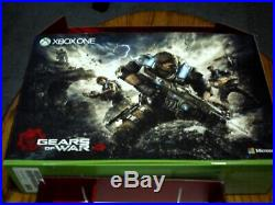Xbox one S Gears of War 4 Limited Edition Console with Elite Controller