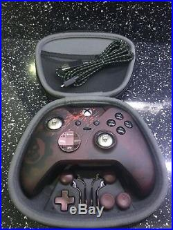 Xbox one elite controller gears of war