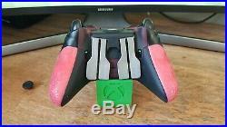 Xbox one elite controller gears of war scuff