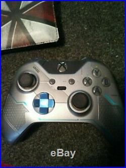 Xbox one elite controller halo component kit