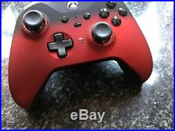 Xbox one elite controller series 2 Custom Red Shadow
