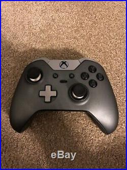 Xbox one elite scuf controller with scuf paddles