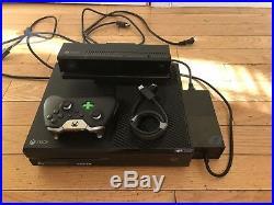 Xbox one x 1tb pubg Console Elite With Kinect Sensor