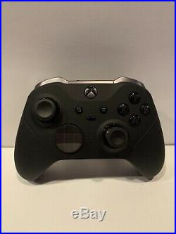Xbox one x eclipse limited edition Console With Elite V2 Controller